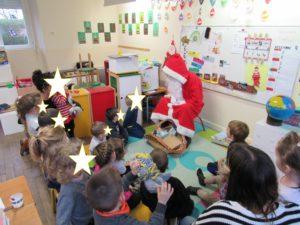 Read more about the article Venue du Père Noël